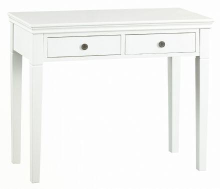 Stratford White Painted Dressing Table